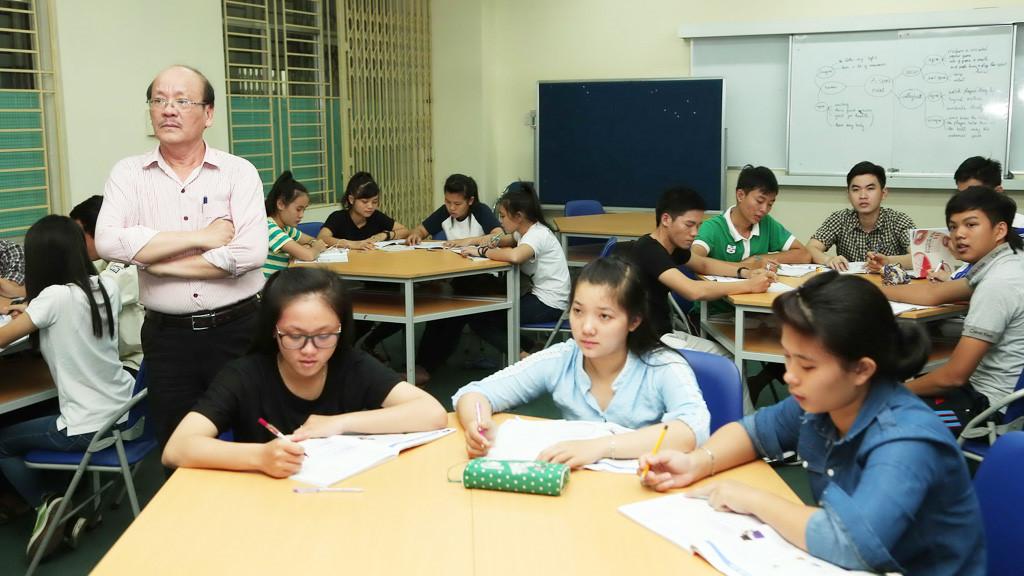 Bộ Giáo dục: Thí điểm dạy tiếng Trung Quốc từ lớp 3