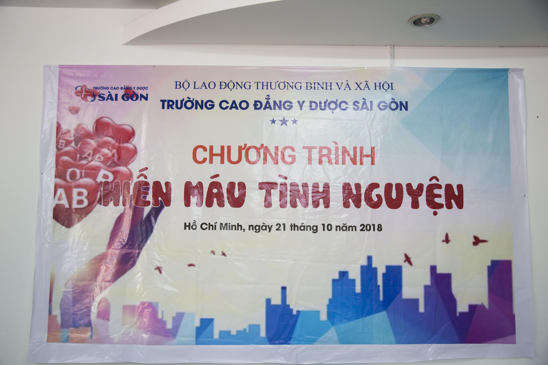 Trường Cao đẳng Y Dược Sài Gòn hưởng ứng ngày Phụ nữ Việt Nam 20/10 1