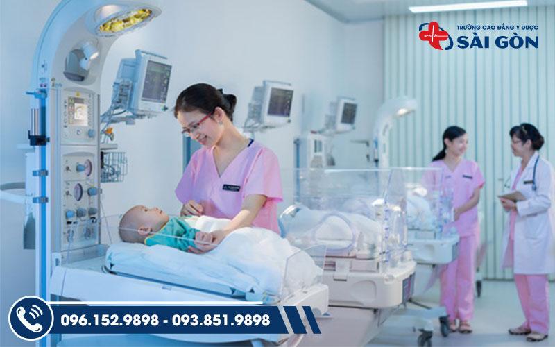 Ngành hộ sinh đang thiếu hụt nhân lực trầm trọng