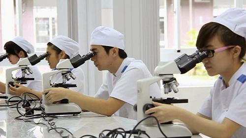 Cao đẳng y dược Sài Gòn môi trường đào tạo chất lượng