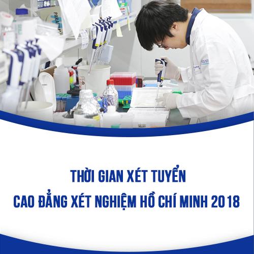 Trường Cao đẳng Y Dược Sài Gòn thông báo xét tuyển Cao đẳng xét nghiệm