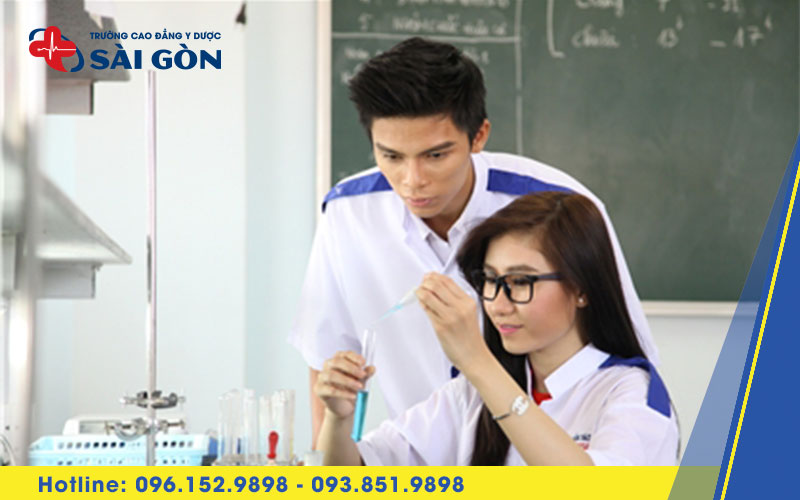 Trường Cao đẳng Y Dược Hồ Chí Minh đào tạo Y Dược chuyên sâu thực hành