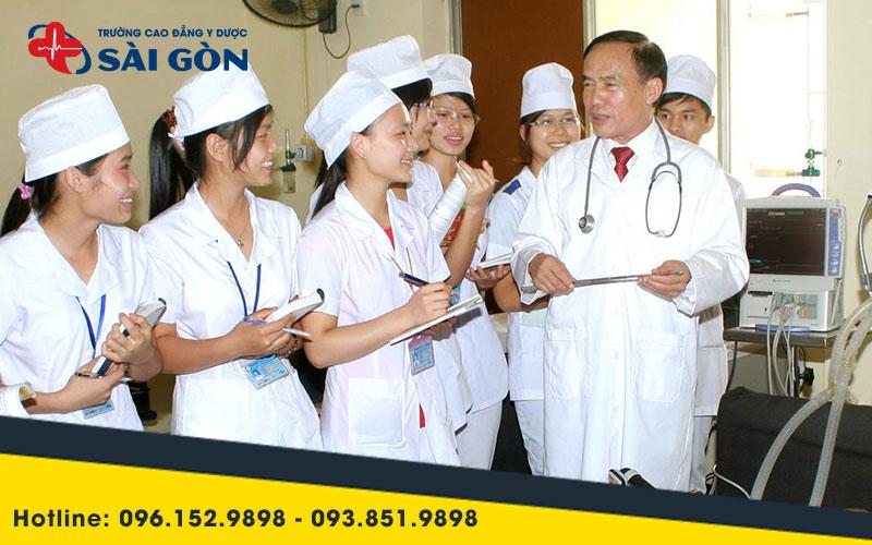 Trường Cao đẳng Y Dược Hồ Chí Minh đi đầu trong công tác đào tạo Y Dược