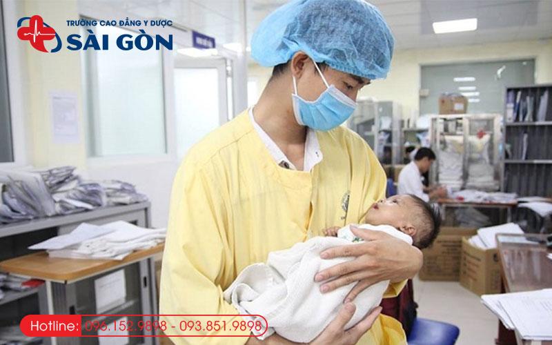 Ngành Hộ sinh là một ngành nghề độc lập đóng vai trò quan trọng trong xã hội