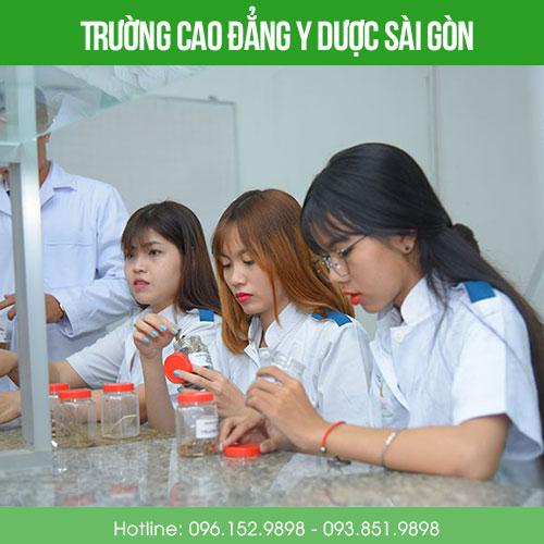 Trường hợp nào được đăng ký xét tuyển Cao đẳng Dược Sài Gòn 2018?