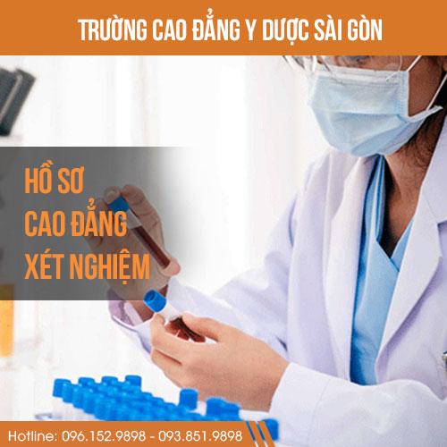 ho-so-xet-tuyen-cao-dang-ky-thuat-xet-nghiem-y-hoc-tphcm-nam-2019