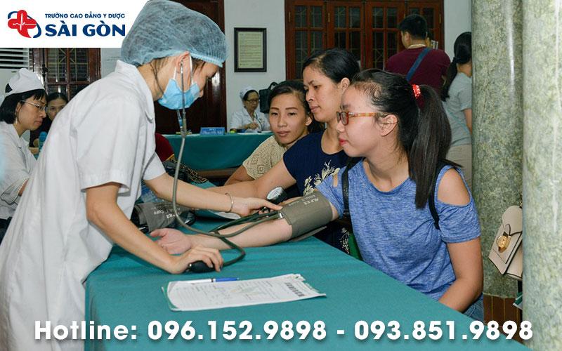 Chương trình đào tạo liên thông Cao đẳng Y Dược chuyên sâu về thực hành