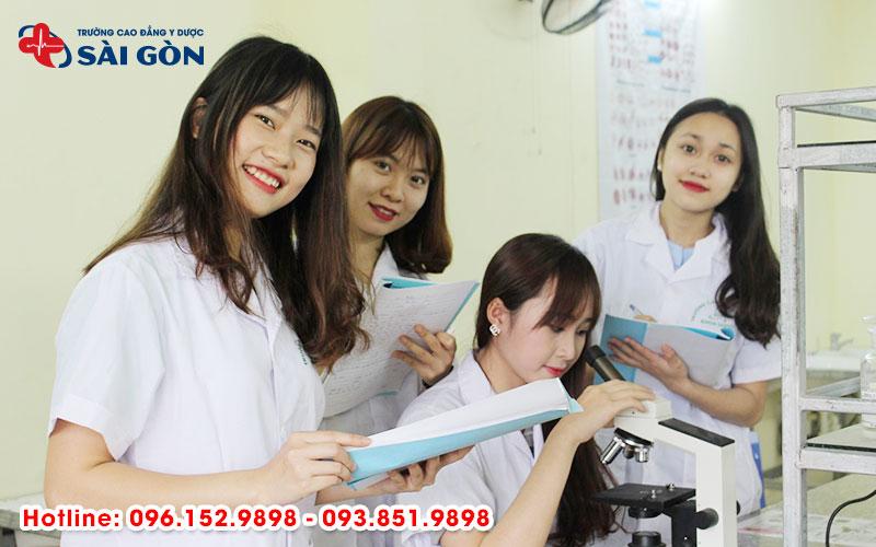 Thông báo tuyển sinh liên thông Cao đẳng Y Dược TPHCM