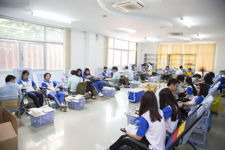 Trường Cao đẳng Y Dược Sài Gòn hưởng ứng ngày Phụ nữ Việt Nam 20/10 4