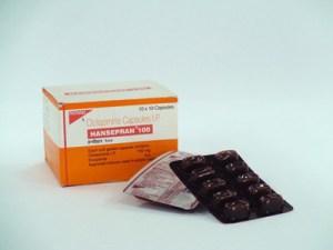 Clofazimin - Thuốc điều trị bệnh phong 2