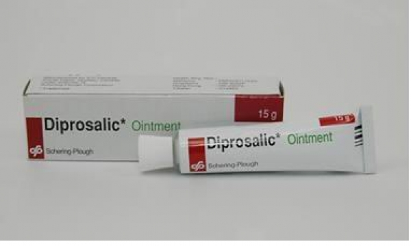 Diprosalic® - Tác dụng & Liều dùng tương ứng của thuốc 2