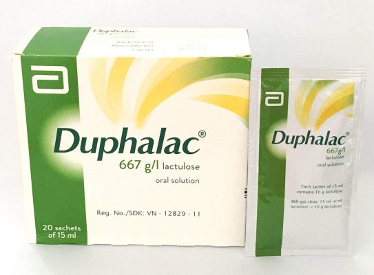 Duphalac® - Liều dùng & Những lưu ý khi dùng thuốc 2