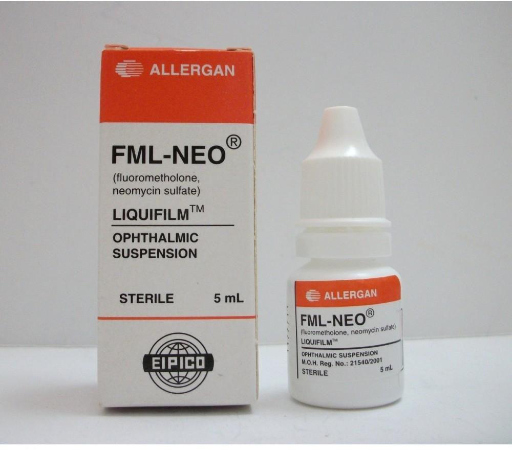 Hướng dẫn về cách dùng thuốc FML-Neo® an toàn 2