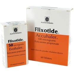 Hướng dẫn về cách dùng thuốc Flixotide® an toàn 1
