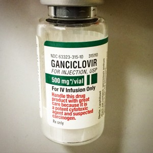 Hướng dẫn về cách dùng thuốc Ganciclovir an toàn 1