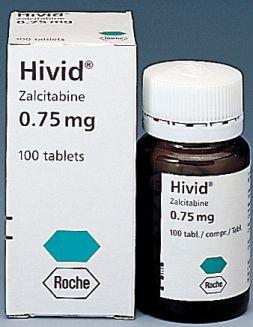 Khi dùng thuốc Hivid® cần lưu ý những gì? 2