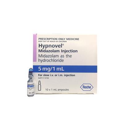 Liều dùng thuốc Hypnovel® như thế nào? 1