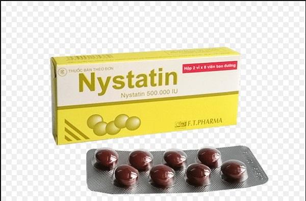 Nystatin là thuốc đặc trị bệnh gì?