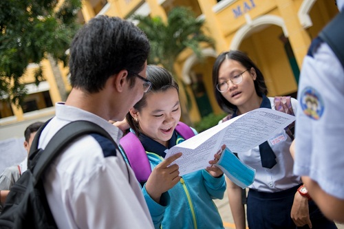 Bí quyết cho các teen 2k đạt được kết quả cao kỳ thi THPT Quốc gia 2018