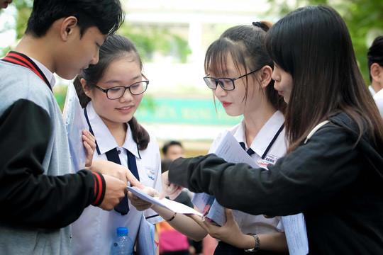 Bộ Giáo dục và đào tạo chi 749 tỷ đồng cho công tác đổi mới thi cử