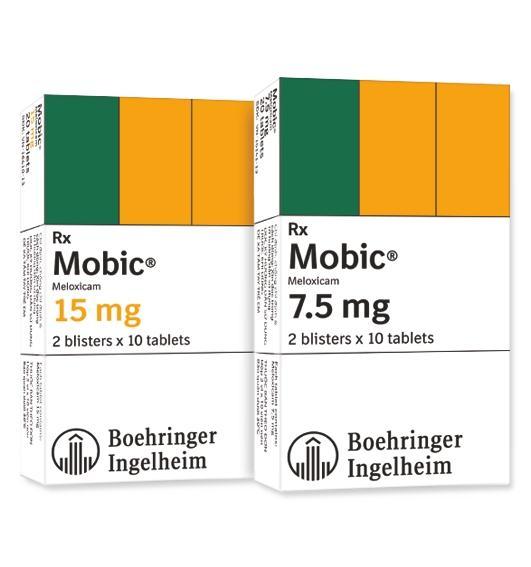 Hướng dẫn sử dụng thuốc Mobic 7.5mg?