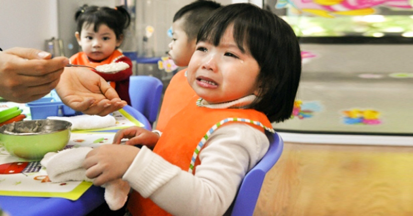 Thái Bình: Thực hư giáo viên mầm non xát ớt vào miệng trẻ
