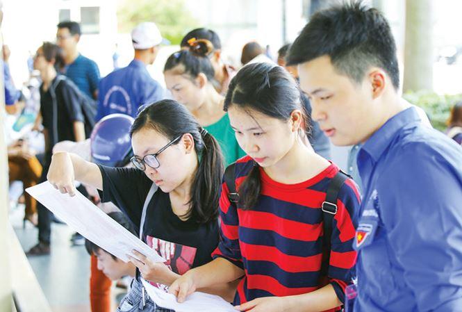 Thí sinh cần chú ý quy trình khi thi THPT Quốc gia và xét tuyển Đại học, Cao đẳng