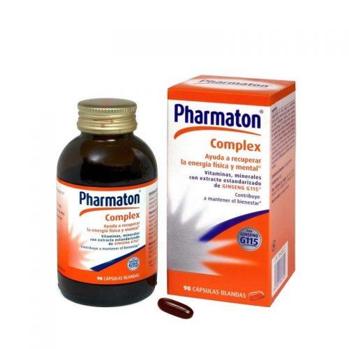 Thuốc Pharmaton là thuốc gì? Tác dụng và liều dùng như thế nào?