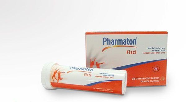 Cách sử dụng thuốc Pharmaton