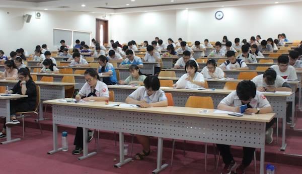 Trường Đại học đầu tiên công bố điểm thi đại học
