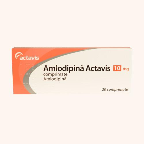 Tìm hiểu thông tin về thuốc amlaxopin 10mg 2