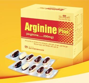 Thuốc arginine là gì là gì? Công dụng và liều dùng tương ứng của thuốc 2