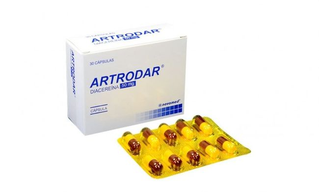 Tác dụng và liều lượng sử dụng của thuốc Artrodar như thế nào? 2