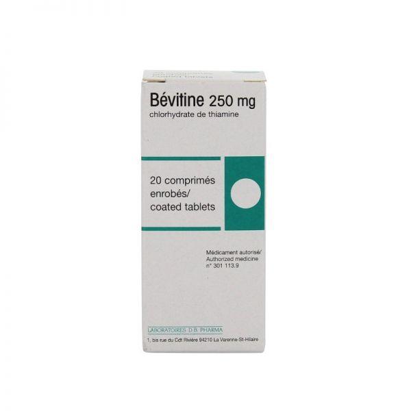 Hướng dẫn về liều dùng của thuốc Bevitine 2