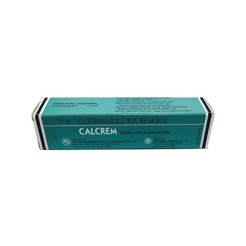 Calcrem - Công dụng và cách dùng tương ứng của thuốc 1