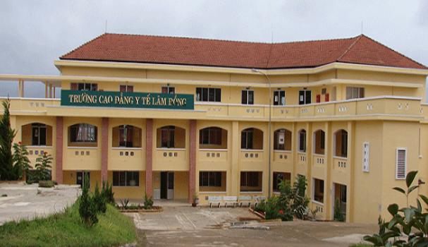 Cao đẳng Y tế Lâm Đồng