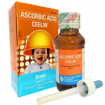Thuốc Ceelin là gì? Tác dụng & Liều dùng của thuốc 1