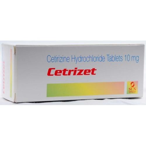 Cetrizet điều trị bệnh hắt hơi; sổ mũi 1