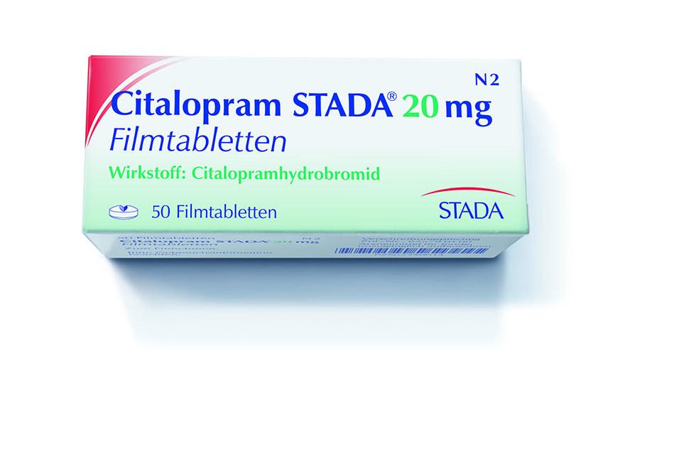 Tổng hợp những thông tin liên quan đến thuốc Citalopram Stada 1