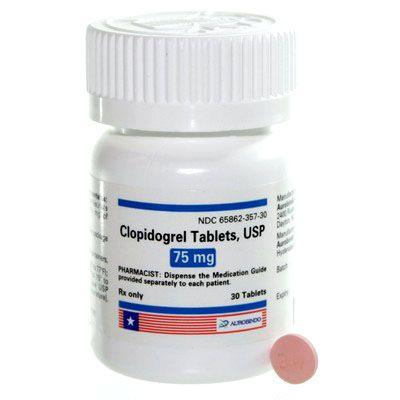 Tìm hiểu về tác dụng và liều dùng của thuốc Clopidogrel 1
