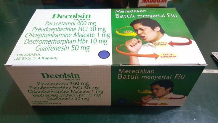 Decolsin® - Tác dụng & Liều dùng của thuốc 1