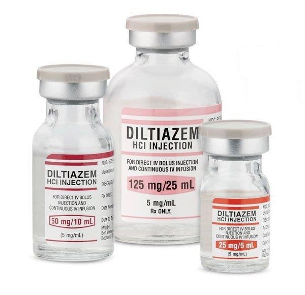 Liều dùng thuốc Diltiazem như thế nào? 2