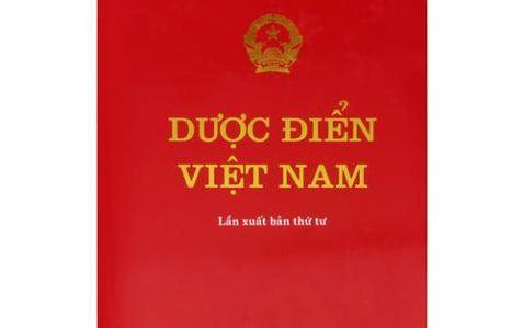 Khái quát về sách Dược điển Việt Nam 4