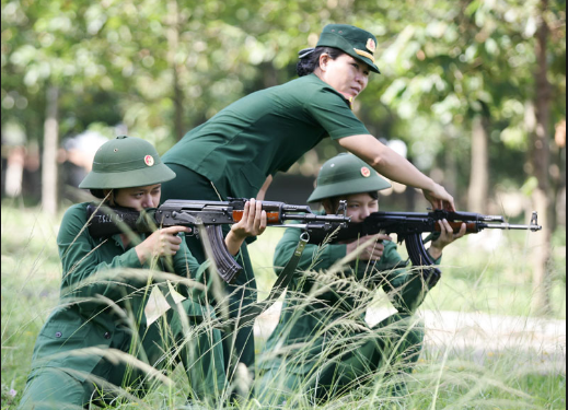 Quy định mới trong xét tuyển vào trường Quân đội