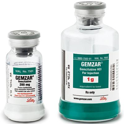 Hướng dẫn về liều dùng của thuốc Gemcitabine 2