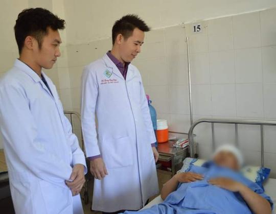 KIÊN GIANG: Tóc cuốn vào máy xay xát gạo; lóc da đầu nhưng vẫn được cứu sống 2