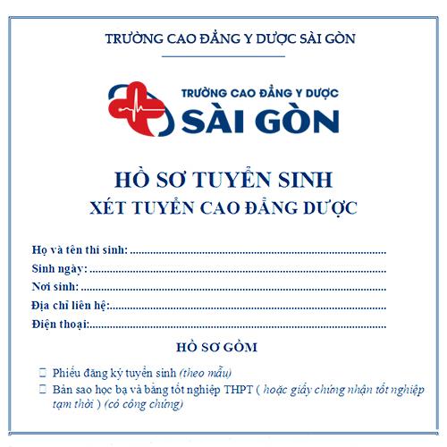 ho-so-xet-tuyen-cao-dang-duoc-tphcm-nam-2019