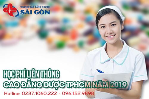 hoc-phi-lien-thong-cao-dang-duoc-tphcm-nam-2019