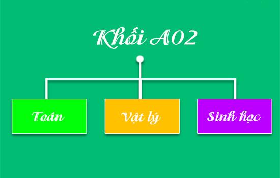 Dự thi khối A3 gồm những môn nào? Ngành học thuộc khối A3 1