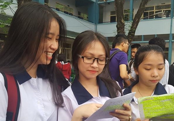 Kỳ thi THPT Quốc gia 2018: Không có điểm 10 môn Toán